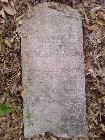 MCINGTOSH, MARY - Lonoke County, Arkansas | MARY MCINGTOSH - Arkansas Gravestone Photos