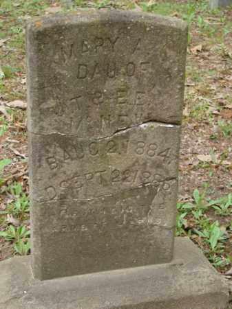 MCNEW, MARY A. - Lonoke County, Arkansas | MARY A. MCNEW - Arkansas Gravestone Photos