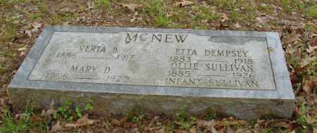 MCNEW DEMPSEY, ETTA - Lonoke County, Arkansas | ETTA MCNEW DEMPSEY - Arkansas Gravestone Photos
