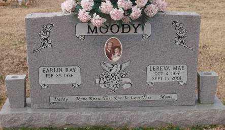 MOODY, LEREVA MAE - Lonoke County, Arkansas   LEREVA MAE MOODY - Arkansas Gravestone Photos