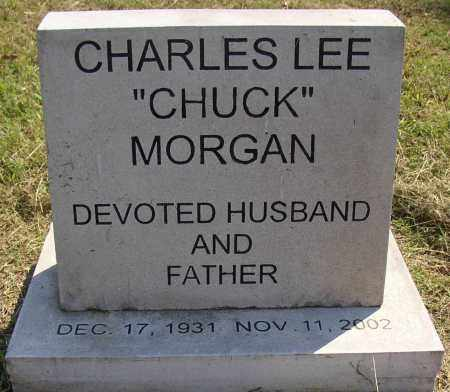 "MORGAN, CHARLES LEE ""CHUCK"" - Lonoke County, Arkansas 