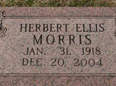 MORRIS, HERBERT ELLIS - Lonoke County, Arkansas | HERBERT ELLIS MORRIS - Arkansas Gravestone Photos