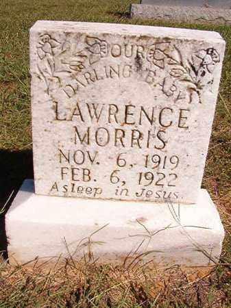 MORRIS, LAWRENCE - Lonoke County, Arkansas | LAWRENCE MORRIS - Arkansas Gravestone Photos