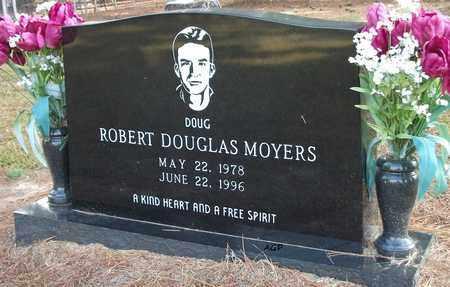 MOYERS, ROBERT DOUGLAS - Lonoke County, Arkansas | ROBERT DOUGLAS MOYERS - Arkansas Gravestone Photos