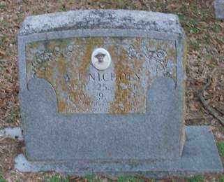 NICHOLS, W  T - Lonoke County, Arkansas   W  T NICHOLS - Arkansas Gravestone Photos