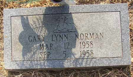 NORMAN, GARY LYNN - Lonoke County, Arkansas | GARY LYNN NORMAN - Arkansas Gravestone Photos