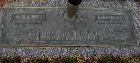 "NORSWORTHY, W. H. ""DUB"" - Lonoke County, Arkansas   W. H. ""DUB"" NORSWORTHY - Arkansas Gravestone Photos"