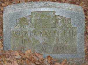 O'NEAL, BRENDA KAY - Lonoke County, Arkansas   BRENDA KAY O'NEAL - Arkansas Gravestone Photos