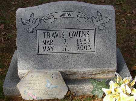 OWENS, TRAVIS - Lonoke County, Arkansas | TRAVIS OWENS - Arkansas Gravestone Photos
