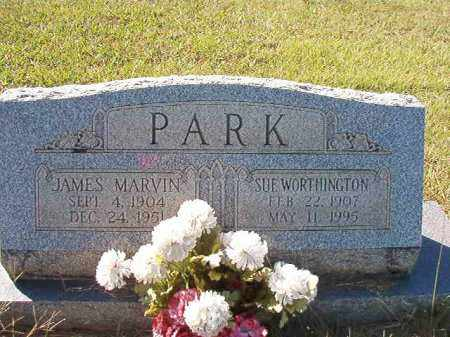 PARK, JAMES MARVIN - Lonoke County, Arkansas | JAMES MARVIN PARK - Arkansas Gravestone Photos