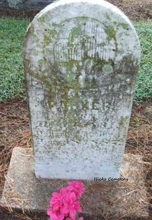 PARKER, ELIZABETH - Lonoke County, Arkansas | ELIZABETH PARKER - Arkansas Gravestone Photos