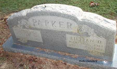 PARKER, JAMES DOYLE - Lonoke County, Arkansas | JAMES DOYLE PARKER - Arkansas Gravestone Photos