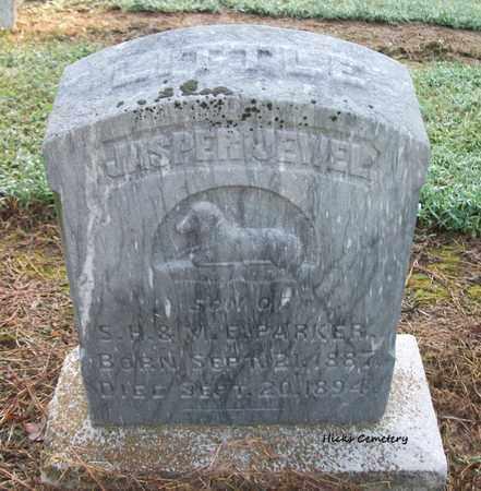 PARKER, JASPER JEWEL - Lonoke County, Arkansas | JASPER JEWEL PARKER - Arkansas Gravestone Photos
