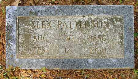 PATTERSON, ALEX - Lonoke County, Arkansas | ALEX PATTERSON - Arkansas Gravestone Photos