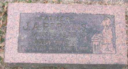 PERKINS, J  A - Lonoke County, Arkansas | J  A PERKINS - Arkansas Gravestone Photos