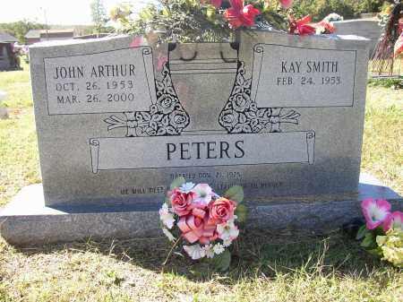 PETERS, JOHN ARTHUR - Lonoke County, Arkansas | JOHN ARTHUR PETERS - Arkansas Gravestone Photos