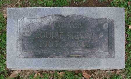PIERCE, LOUISE - Lonoke County, Arkansas | LOUISE PIERCE - Arkansas Gravestone Photos