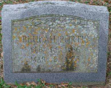 PORTIS, BEULAH - Lonoke County, Arkansas | BEULAH PORTIS - Arkansas Gravestone Photos
