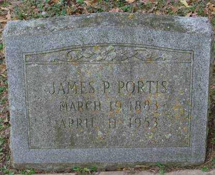 PORTIS, JAMES P - Lonoke County, Arkansas | JAMES P PORTIS - Arkansas Gravestone Photos
