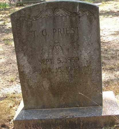 PRIEST, T. C. - Lonoke County, Arkansas   T. C. PRIEST - Arkansas Gravestone Photos