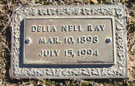 RAY, DELIA NELL - Lonoke County, Arkansas | DELIA NELL RAY - Arkansas Gravestone Photos
