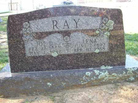RAY, JOE D. - Lonoke County, Arkansas | JOE D. RAY - Arkansas Gravestone Photos