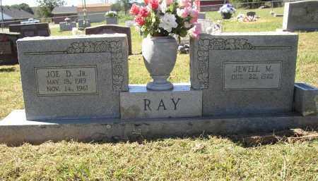RAY, JOE D. JR. - Lonoke County, Arkansas   JOE D. JR. RAY - Arkansas Gravestone Photos