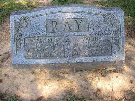 RAY, LEMUEL HOLLAND - Lonoke County, Arkansas | LEMUEL HOLLAND RAY - Arkansas Gravestone Photos