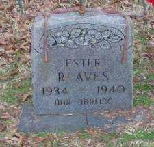 REAVES, ESTER - Lonoke County, Arkansas   ESTER REAVES - Arkansas Gravestone Photos