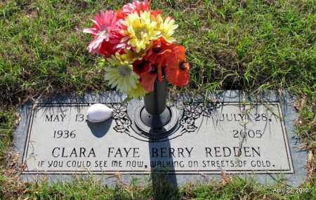 BERRY REDDEN, CLARA FAYE - Lonoke County, Arkansas | CLARA FAYE BERRY REDDEN - Arkansas Gravestone Photos