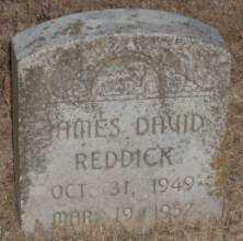 REDDICK, JAMES DAVID - Lonoke County, Arkansas   JAMES DAVID REDDICK - Arkansas Gravestone Photos