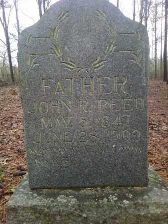 REED  (VETERAN CSA), JOHN R - Lonoke County, Arkansas | JOHN R REED  (VETERAN CSA) - Arkansas Gravestone Photos