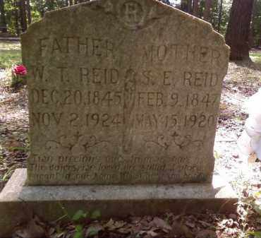 REID, S E - Lonoke County, Arkansas | S E REID - Arkansas Gravestone Photos