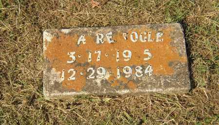 PARKER REPLOGLE, LELA - Lonoke County, Arkansas   LELA PARKER REPLOGLE - Arkansas Gravestone Photos
