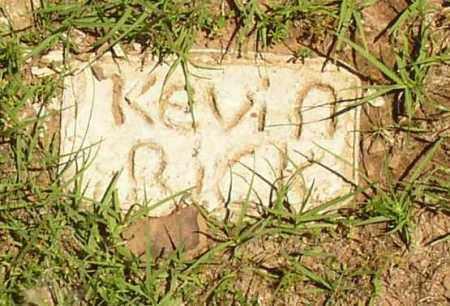 RICK, KEVIN - Lonoke County, Arkansas | KEVIN RICK - Arkansas Gravestone Photos