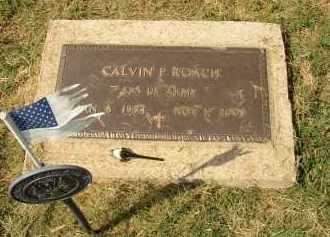 ROACH, CALVIN P - Lonoke County, Arkansas | CALVIN P ROACH - Arkansas Gravestone Photos