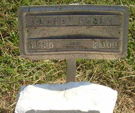 ROACH, KATIE - Lonoke County, Arkansas | KATIE ROACH - Arkansas Gravestone Photos