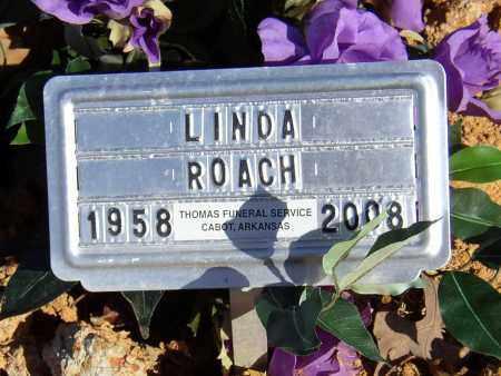 ROACH, LINDA - Lonoke County, Arkansas | LINDA ROACH - Arkansas Gravestone Photos