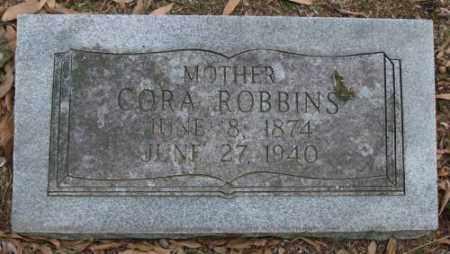 ROBBINS, CORA - Lonoke County, Arkansas | CORA ROBBINS - Arkansas Gravestone Photos