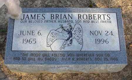 ROBERTS, JAMES BRIAN - Lonoke County, Arkansas | JAMES BRIAN ROBERTS - Arkansas Gravestone Photos
