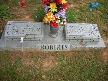 FORTNER ROBERTS, VELMA L - Lonoke County, Arkansas | VELMA L FORTNER ROBERTS - Arkansas Gravestone Photos