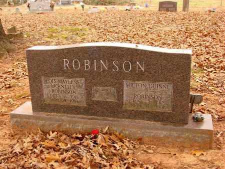 MCKNELLY ROBINSON, LOIS MAYLENE - Lonoke County, Arkansas | LOIS MAYLENE MCKNELLY ROBINSON - Arkansas Gravestone Photos