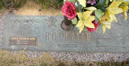 ROCHELLE, JOSEPH (JOE) SHERMAN - Lonoke County, Arkansas | JOSEPH (JOE) SHERMAN ROCHELLE - Arkansas Gravestone Photos