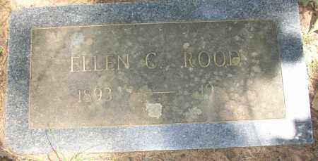 ROOD, ELLEN C. - Lonoke County, Arkansas | ELLEN C. ROOD - Arkansas Gravestone Photos