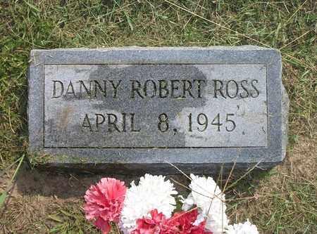 ROSS, DANNY ROBERT - Lonoke County, Arkansas | DANNY ROBERT ROSS - Arkansas Gravestone Photos