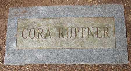 RUFFNER, CORA - Lonoke County, Arkansas | CORA RUFFNER - Arkansas Gravestone Photos