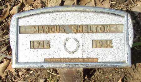 SHELTON, MARCUS - Lonoke County, Arkansas | MARCUS SHELTON - Arkansas Gravestone Photos