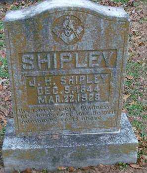 SHIPLEY, J H - Lonoke County, Arkansas | J H SHIPLEY - Arkansas Gravestone Photos