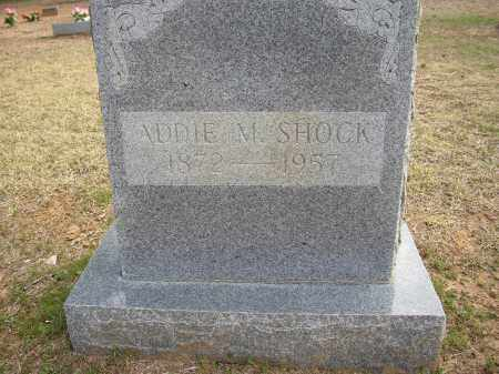 SHOCK, ADDIE M. - Lonoke County, Arkansas   ADDIE M. SHOCK - Arkansas Gravestone Photos