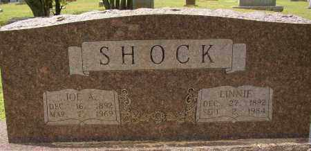 SHOCK, JOE A. - Lonoke County, Arkansas | JOE A. SHOCK - Arkansas Gravestone Photos
